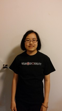 ThinkGeek Neurodiversity 2012 shirt