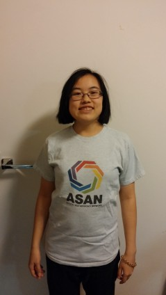Autistic Self Advocacy Network shirt