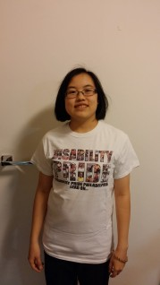 Disability Pride Philadelphia 2013 shirt
