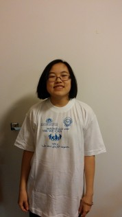 Ana Insan (I am a Human) Society for Rights of Persons with Disabilities shirt