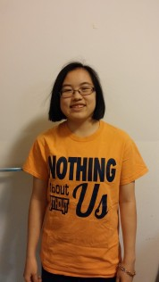 Nothing About Us Without Us shirt