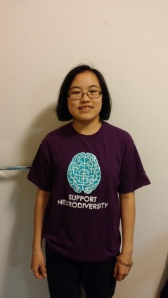Syracuse University Support Neurodiversity shirt