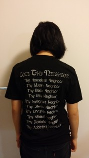 Love Thy Neighbor shirt