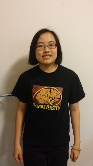ThinkGeek Neurodiversity 2013 shirt
